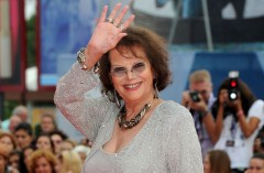 Claudia Cardinale, musa per De Oliveira in Gebo et l'ombre, a Venezia