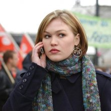 Julia Stiles in un momento del film The Bourne Supremacy