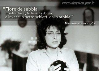 Anna Magnani in Mamma Roma: la nostra eCard: condividi sui social le immagini e frasi dei tuoi film e attori preferiti!