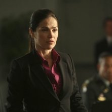 Army Wives: Kim Delaney in una scena dell'episodio Giudizio ed errore