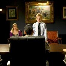 Army Wives: Sally Pressman e Connor Christie in una scena dell'episodio Donne al comando