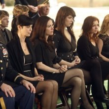 Army Wives: una scena dell'episodio Tutta la nazione grata