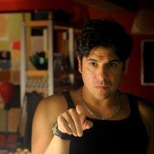 Dario Bandiera in una scena del film L'ultima spiaggia
