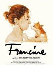 Francine: la locandina del film