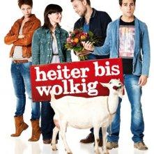 Heiter bis wolkig: la locandina del film