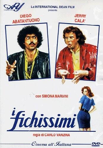I Fichissimi Locandina Originale 250618