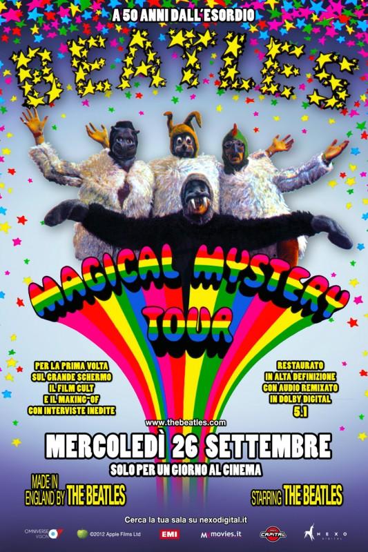 Magical Mistery Tour La Locandina Del Film 250614