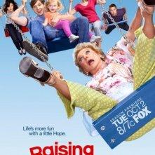 Raising Hope: un poster della stagione 3
