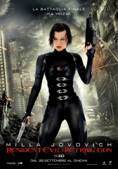 Resident Evil: Retribution in streaming & download