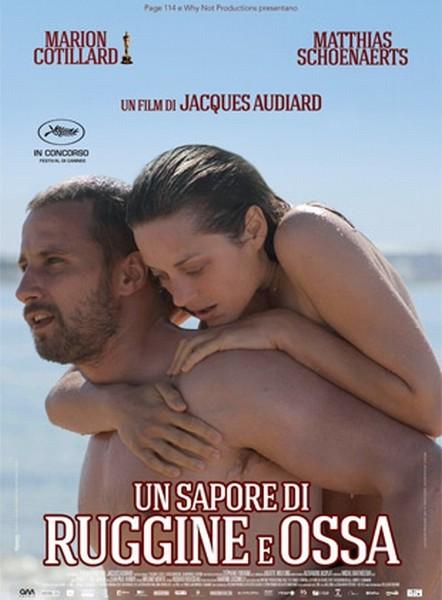 Rust And Bone La Locandina Italiana Del Film 250698