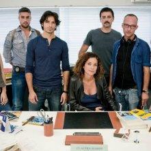 Squadra antimafia - Palermo oggi 4: una foto del cast