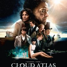 Cloud Atlas: poster tedesco