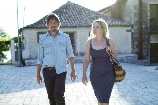 Ethan Hawke e Julie Delpy in Grecia nella prima immagine di Before Midnight