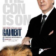 Gambit: Character Poster per Alan Rickman
