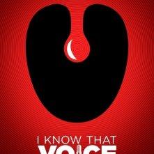 I Know That Voice: la locandina del film