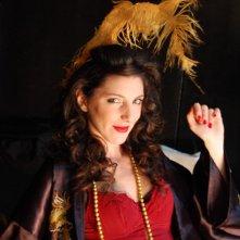Isabella Ragno in costume teatrale