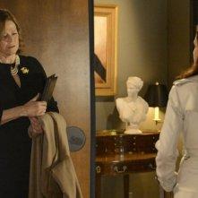 Political Animals: Sigourney Weaver e Carla Gugino nell'episodio Resignation Day