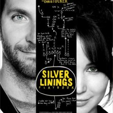 Silver Linings Playbook: primo poster USA
