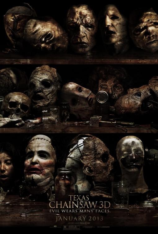 Texas Chainsaw 3D Primo Poster Usa 250763