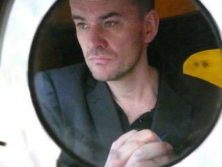 The Story of Film: il regista del film Mark Cousins in una scena del documentario