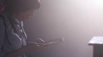 Vitriol: la protagonista Roberta Astuti in una scena del film