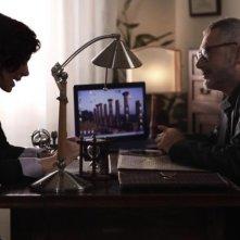 Vitriol: Roberta Astuti e Stefano Jotti in una scena del film
