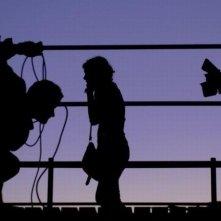 Vitriol: un'immagine dal set