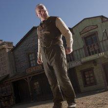 Adrian Scarborough nell'episodio A Town Called Mercy della settima stagione di Doctor Who