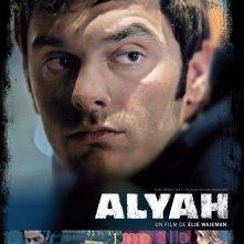 Alyah: la locandina del film