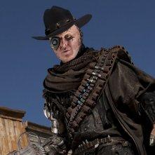 Andrew Brooke nell'episodio A Town Called Mercy della settima stagione di Doctor Who