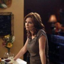 Brigid Brannagh in un momento dell'episodio Decisioni difficili della quinta stagione di Army Wives - Conflitti del cuore