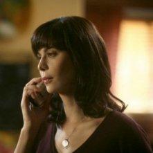 Catherine Bell in un momento dell'episodio Decisioni difficili della quinta stagione di Army Wives - Conflitti del cuore
