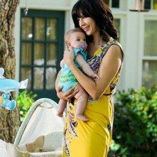Catherine Bell in un momento dell'episodio Zona di lancio della quinta stagione di Army Wives - Conflitti del cuore