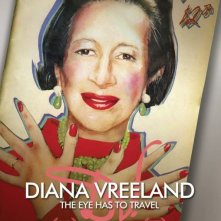 Diana Vreeland: The Eye Has To Travel, poster USA