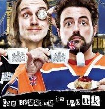 Jay and Silent Bob Get Old: Tea Bagging in the UK: la locandina del film