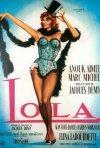 Lola, donna di vita: la locandina del film