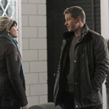Once Upon a Time: Ginnifer Goodwin e Josh Dallas nell'episodio What Happened to Frederick