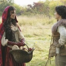 Once Upon a Time: Ginnifer Goodwin e Meghan Ory nell'episodio 7:15 A.M.