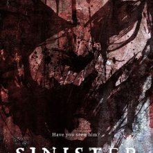 Sinister: nuovo poster USA