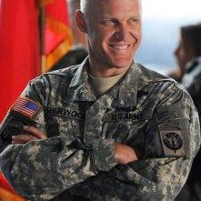 Terry Serpico in una scena dell'episodio Contromisure della quinta stagione di Army Wives - Conflitti del cuore