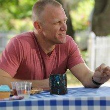Terry Serpico in una scena dell'episodio Zona di lancio della quinta stagione di Army Wives - Conflitti del cuore