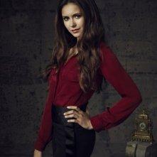 The Vampire Diaries: Nina Dobrev in una foto promozionale della stagione 4