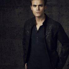 The Vampire Diaries: Paul Wesley in una foto promozionale della stagione 4