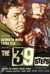 I 39 scalini: la locandina del film