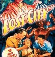 La città perduta: la locandina del film