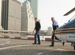 Jack Ryan - L'iniziazione: Chris Pine e Kevin Costner in una scena del film incentrato sul personaggio letterario di Tom Clancy