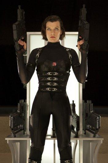 Resident Evil: Retribution, Milla Jovovich ancora una volta nei panni di Alice