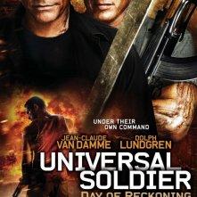 Universal Soldier: Day of Reckoning: la locandina del film