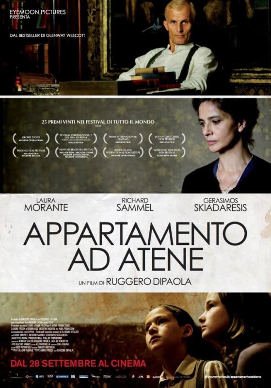 Appartamento Ad Atene Nuova Locandina Italiana Del Film 251383