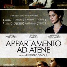 Appartamento ad Atene: nuova locandina italiana del film